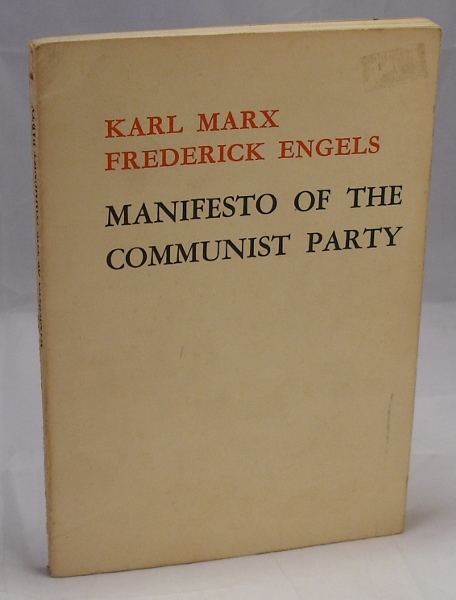 "an analysis of the theme of socialism in the communist manifesto by karl marx Marxism, nihilism, and the problem of  freedom is a major theme of marx's grundrisse where it is  manifesto of the communist party"", in karl marx,."
